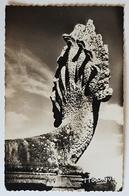 1951 Angkor Vat, Cambodia, Nâga - Cambodia