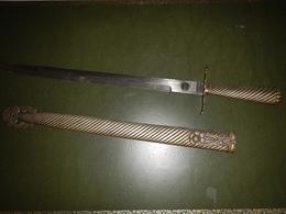 DAGUE DE GAUCHO ARGENTIN - Knives/Swords