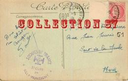 ☺♦♦ SCOUT  SCOUTISME - CACHET SCOUTS De FRANCE 1re TROUPE De BILLY MONTIGNY (62) Au CHATEAU BOUGON - Scoutisme