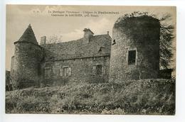 Florimont Gaumier Château De Péchembert Commune De Gaumier - France