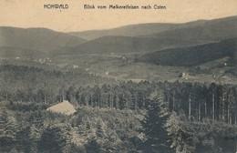 CPA - France - (67) Bas Rhin - Hohwald - Blick Vom Melkereifelsen Nach Osten - Autres Communes