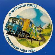 A.C PREVENTION RURALE - Autocollants