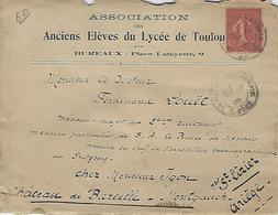 Y&t 129 Dr Louet Lycée Toulouse,montgauch,dr.de S.a.le Prince De Monaco-expedition Oceanographique Au Spitzberg- Cire - France