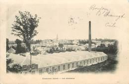 ETROEUNGT - Vue Générale. (usine). - France