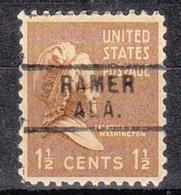 USA Precancel Vorausentwertung Preo, Locals Alabama, Ramer 729 - Vereinigte Staaten