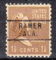 USA Precancel Vorausentwertung Preo, Locals Alabama, Ramer 729 - Etats-Unis