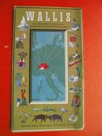 WALLIS-SUISSE - Dépliants Touristiques