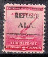 USA Precancel Vorausentwertung Preo, Locals Alabama, Reform 710 - Vereinigte Staaten