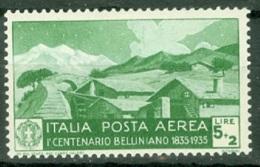 Italie   Sassone   PA  94  *  TB - 1900-44 Victor Emmanuel III