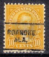 USA Precancel Vorausentwertung Preo, Locals Alabama, Roanoke 642-703 - Vereinigte Staaten