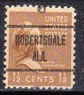 USA Precancel Vorausentwertung Preo, Locals Alabama, Robertsdale 723 - Vereinigte Staaten