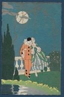 Pierrot Et Colombine - Illustratoren & Fotografen