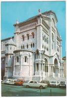 Monaco: PLYMOUTH VALIANT 200, SIMCA 1100 LX, PEUGEOT 104, CITROËN GS BREAK, MINI CLUBMAN ESTATE - Cathédrale - Toerisme