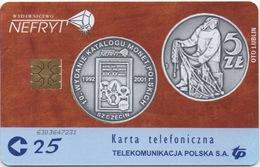 Télécarte Polonaise : Catalogue Monnaie Pologne XIX Et XX Siècles - Timbres & Monnaies