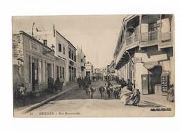 MAROC MEKNES Rue Rouamzide - Meknes