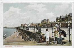 Hoylake - The Promenade - Peacock Autochrom 1861 - England