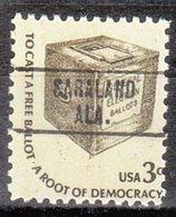 USA Precancel Vorausentwertung Preo, Locals Alabama, Saraland 748 - Vereinigte Staaten