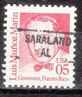 USA Precancel Vorausentwertung Preo, Locals Alabama, Saraland 841 - Etats-Unis