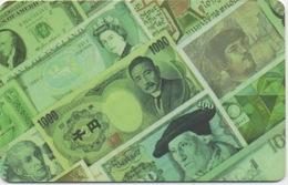 Télécarte Philippines : Billets De Banques Divers Pays : USD GBP JPY DEM FRF Etc. - Francobolli & Monete