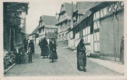 CPA - France - (67) Bas Rhin - Kirchgang Im Elsass - Autres Communes