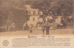 Hastière L'Hôtel Brouet Circulée En 1911 - Hastière