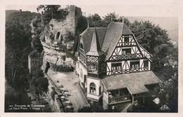 CP - France - (67) Bas Rhin - Visite Des Ruines Du Château De Haut-Barr - Autres Communes