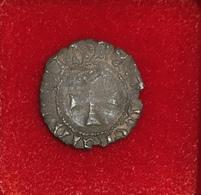 BRETAGNE - François Ier/II - Denier à L'hermine - Nantes - 476-1789 Monnaies Seigneuriales