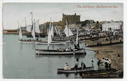 The Lifeboats - Southend-on-Sea - Southend, Westcliff & Leigh