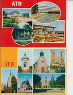 ATH  -  LOT DE 5 CARTES  - - Ath