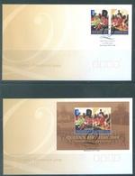 AUSTRALIA  - FDC - 15.4.2009 - QUEEN'S BIRTHDAY - Yv 3062-3066 BLOC 113 - Lot 18520 - Premiers Jours (FDC)