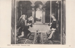 Firenze - Chiesa Di S. Spirito - Annunziazione. Pesello - Quadri, Vetrate E Statue