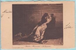 Paolo E Francesca (A. Cassioli) - Coppie