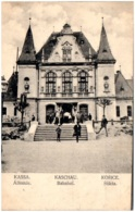 SLOVAQUIE - KASCHAU - Bahnhof - Slovacchia