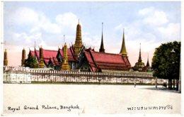 THAILANDE - Royal Grand Palace, BANGKOK - Thaïlande