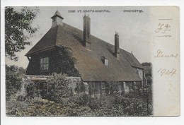 Chichester - St Mary's Hospital - Old Blum & Degen 16223 - Chichester