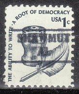 USA Precancel Vorausentwertung Preo, Locals Alabama, Shawmut 882 - Vereinigte Staaten
