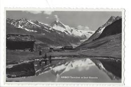 21109 - Arbey S/Evolène Et Dent Blanche - VS Wallis