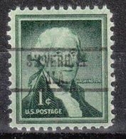 USA Precancel Vorausentwertung Preo, Locals Alabama, Silverhill 734 - Vereinigte Staaten