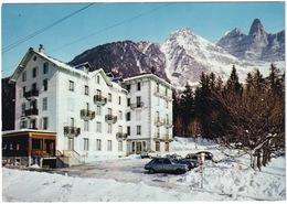 Chamonix - Les Tines: SIMCA 1100, CITROËN DS, 2CV & GS - Village De Vacances 'La Foret Des Tines' - Toerisme