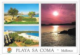 MALLORCA - Playa Sa Coma - Mallorca