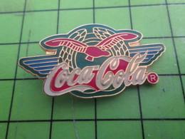 615d Pins Pin's / Rare Et De Belle Qualité  THEME : COCA-COLA / PUBLICITE PAS COURANTE - Coca-Cola