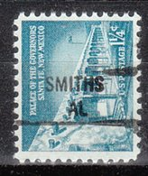 USA Precancel Vorausentwertung Preo, Locals Alabama, Smiths 841 - Etats-Unis