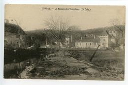 Condat La Maison Des Templiers - France