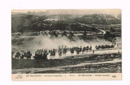 En Belgique. Cavalerie Anglaise.Expédié En Franchise Militaire à Marseille. - Guerre 1914-18