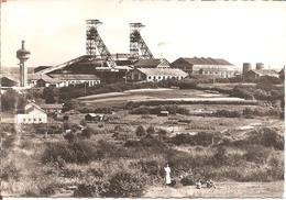 MONTCEAU-LES-MINES (71) Le Puits DARCY  CPSM  GF - Montceau Les Mines