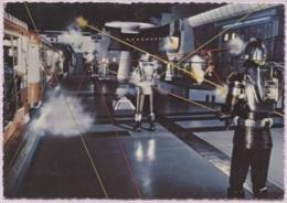 CPSM - UNIVERSAL CITY STUDIOS - EXPERIENCE SPECTACULAIRE De ROBOTS Avec LASER .... - Kino & Film