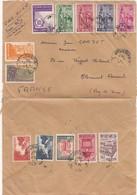 LETTRE. VIET-NAM. 1963. SAIGON POUR LA FRANCE - Viêt-Nam