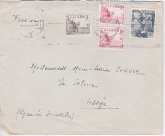 ESPAGNE ESPAGNA - MARCOPHILIE - 4 TIMBRES - Machine Stamps (ATM)
