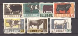 Uruguay  -  Avion  :  Yv  284-90  ** - Uruguay