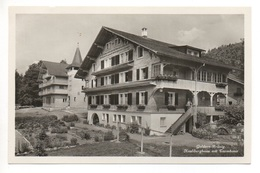 GOLDERN-BRÜNIG Hasliberghaus Mit Turmhaus - BE Bern